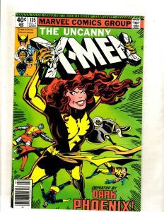 (Uncanny) X-Men # 135 NM Marvel Comic Book Angel Beast Wolverine Phoenix JF15