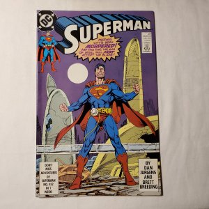 Superman 29 Near Mint Story by Dan Jurgens