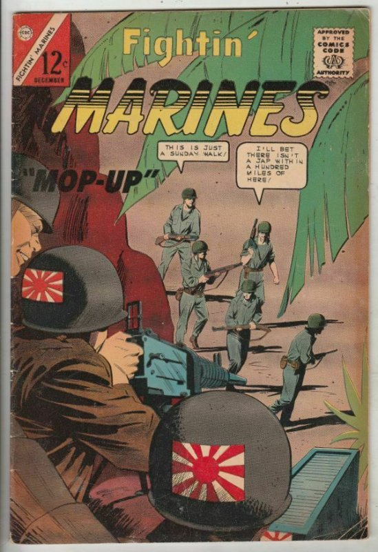 Fightin' Marines #56 (Dec-63) FN+ Mid-High-Grade U.S. Marines