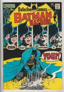 Detective Comics #408 (Feb-71) FN/VF Mid-High-Grade Batman