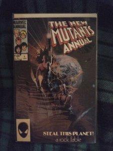 The New Mutants Annual #1 NM