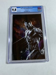 Silver Surfer The Best Defense 1 Cgc 9.8 Dell'otto Virgin Variant Edition Marvel