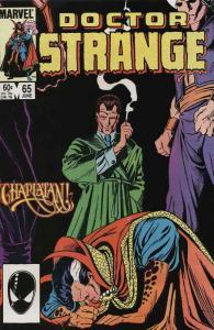 Doctor Strange (2nd Series) #65 FN; Marvel | save on shipping - details inside