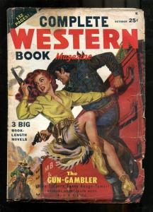 COMPLETE WESTERN PULP-1949-OCT-A ANDERSON-HEADLIGHTS-GG G