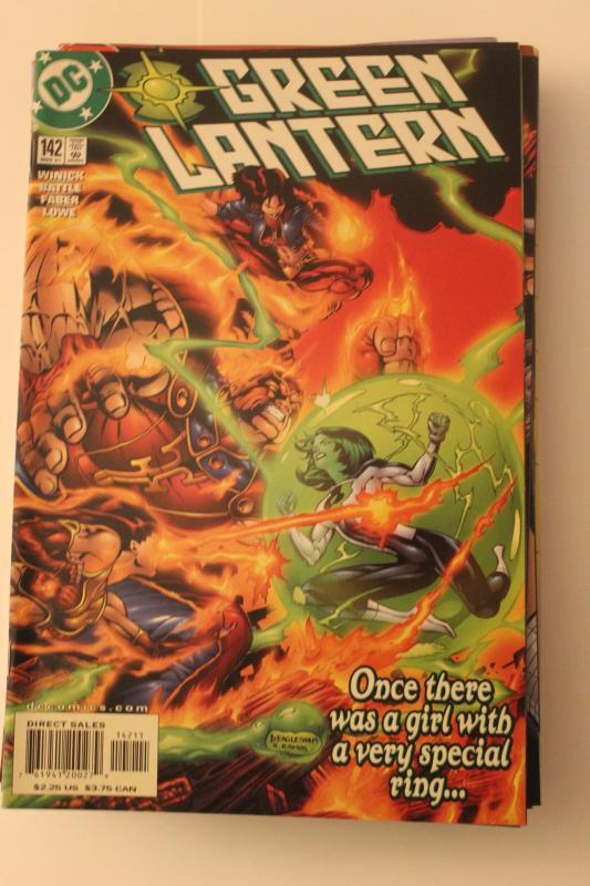Green Lantern 142 NM