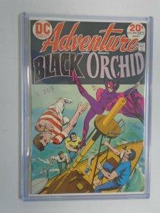 Adventure Comics #429 1st Black Orchid Appearance 6.5 FN+ (1973 1st Series)