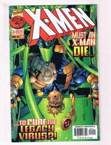 X-Men # 64 VF/NM Marvel Comic Books Wolverine Magneto Gambit Rogue Cyclops!! SW8