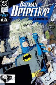 Detective Comics (1937 series) #619, NM (Stock photo)