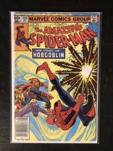 Amazing Spider-Man #239- 1st Spider-Man vs. Hobgoblin