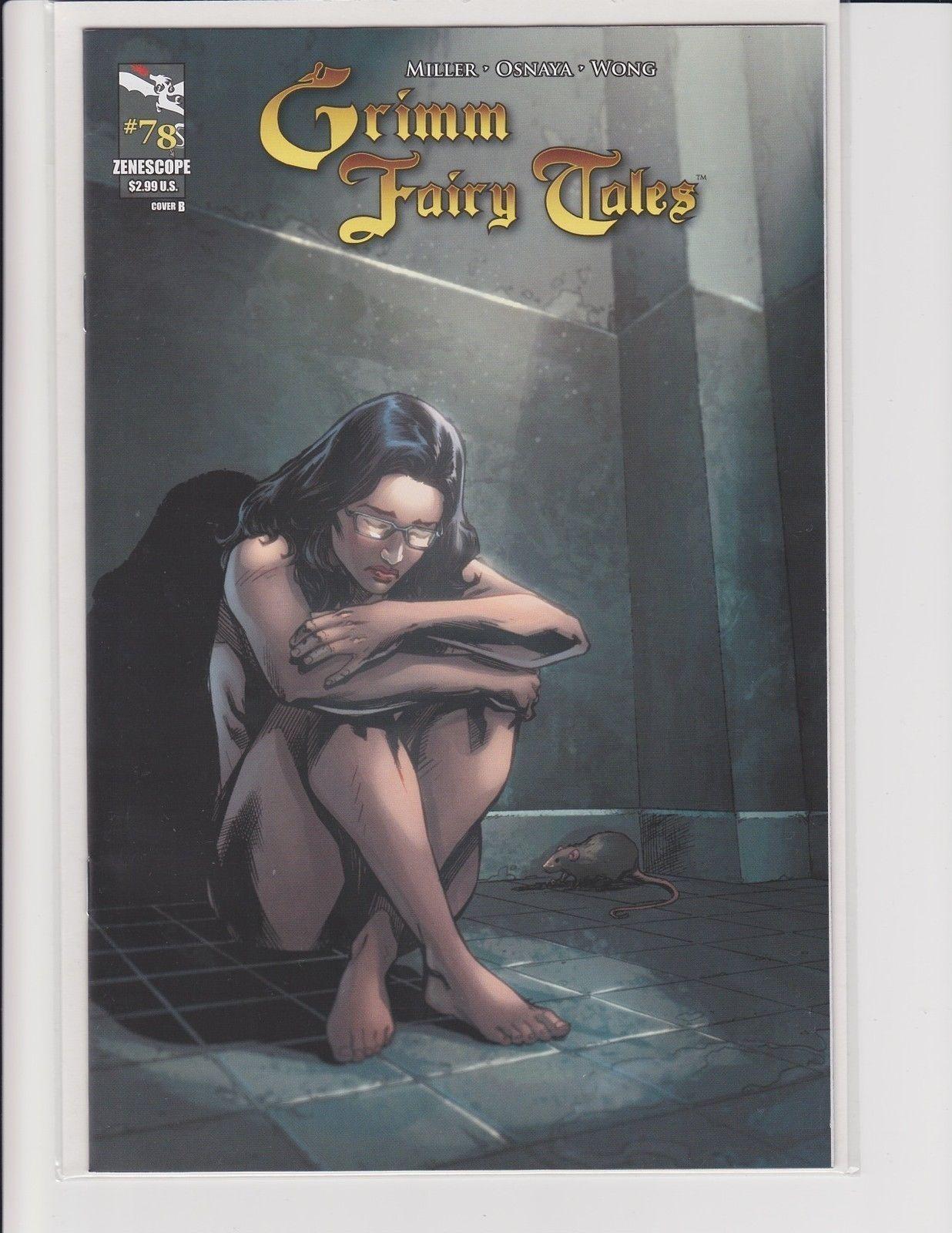 Grimm Fairy Tales Volume 2 #22 Cover A Zenescope Comic GFT NM Diaz