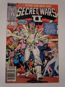Secret Wars II #6 (1985)