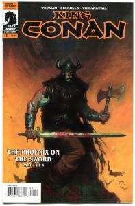 KING CONAN PHOENIX on the SWORD #1, NM,  Timothy Truman, 2011, more in store