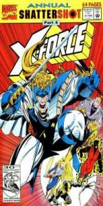 X-Force (1991 series) Annual #1, NM (Stock photo)