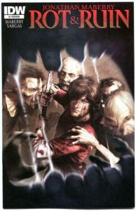 ROT and RUIN #1 Preview, VF/NM, Ashcan, 2014, IDW, Zombies, more Promos in store