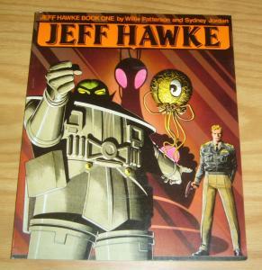 Jeff Hawke TPB 1 VF/NM willie patterson - sydney jordan - titan books 1986