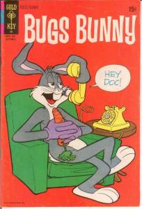 BUGS BUNNY 137 VG-F Sept. 1971 COMICS BOOK