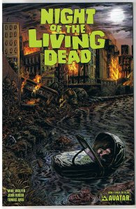 NIGHT of the LIVING DEAD #4, NM, Wrap, Zombies, 2010, undead, more in store