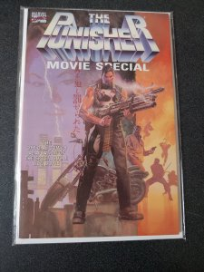 THE PUNISHER MOVIE SPECIAL GRAPHIC NONE/TOS