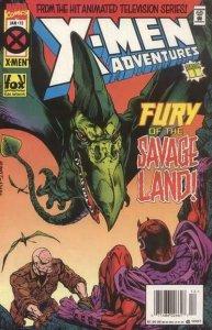 X-Men Adventures (Vol. 2) #12 (Newsstand) VG; Marvel   low grade comic - save on