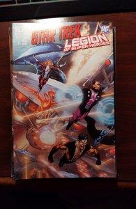 Star Trek/Legion of Super-Heroes #4 (2012)