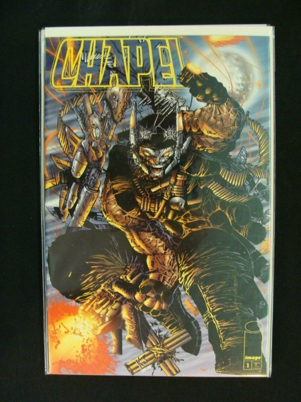 Chapel #1-4 with Variant Covers Image Comics