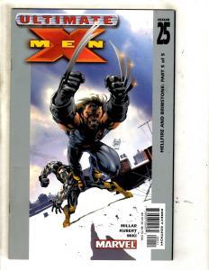 11 Ultimate X-Men Marvel Comics # 25 26 27 28 29 30 31 32 33 34 35 Wolverine MF8