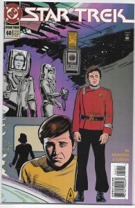 Star Trek   (DC vol. 2)   #60 VF (No Compromise 3)