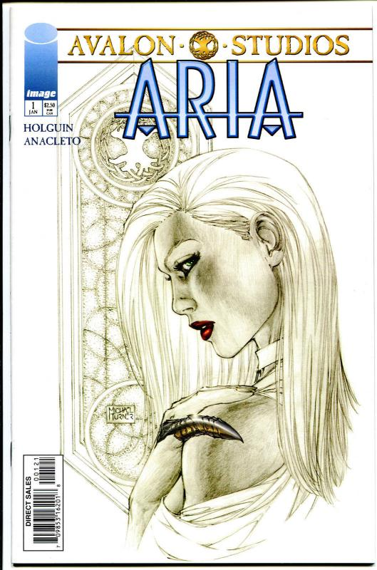 ARIA #1, #1a, #2 3 4, NM, Alternate, Femme Fatale, Fairie