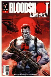 Bloodshot Rising Spirit #8 Cvr A (Valiant, 2019) NM