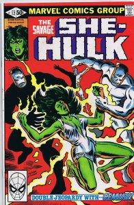 Savage She Hulk #12 ORIGINAL Vintage 1980 Marvel Comics Disney+