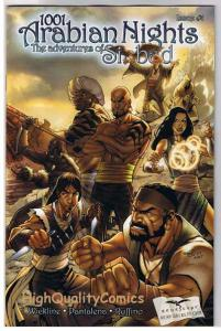 1001 ARABIAN NIGHTS #0 1 2 3 4 5, Sinbad, Zenescope, Grimm Fairy Tales, B, 0-5
