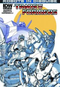 Transformers, The: Robots in Disguise #22A VF/NM; IDW | save on shipping - detai