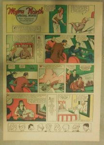 Myra North Special Nurse by Thompson & Coll from 7/3/1938 Size:11 x 15 Rare! T