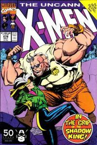 Uncanny X-Men (1981 series) #278, VF+ (Stock photo)