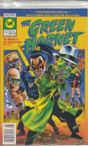 Green Hornet, The (Vol. 2) #12 (Newsstand) (in bag) VF/NM; Now | save on shippin