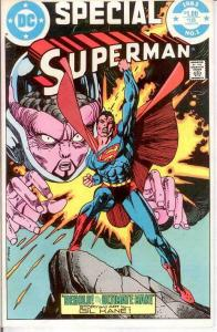 SUPERMAN SPECIAL  1 VF-NM   1983 COMICS BOOK