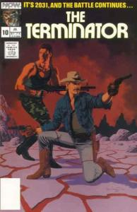 Terminator, The (1st Series) #10 VF; Now | save on shipping - details inside