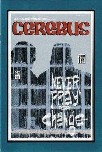 CEREBUS the AARDVARK #64, VF/NM, Dave Sim , 1977 1984, more in store