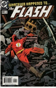 The Flash(vol. 2)# 202,206,212,214,216  End of Flash ? Identity Crisis !