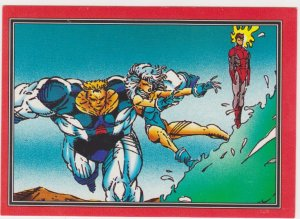 1992 Comic Images Youngblood #63 Target Ahead