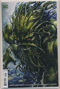 Justice League Dark #12 Clayton Crain Variant Cover DC Comics 2019 NM