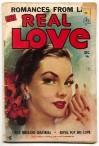 Real Love #42 1951- Ace Golden Age Romance- G/VG