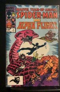 Marvel Team-Up Annual #7 (1984)