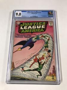 Justice League (1st Series) #17 CGC 9.0