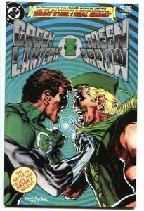 GREEN LANTERN/GREEN ARROW #1-First issue-1983-Neal Adams-comic book