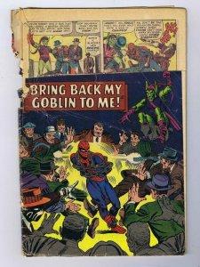 Amazing Spiderman #27 ORIGINAL Vintage 1965 Marvel Comics Death of Crime Master