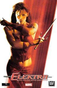 Elektra: The Movie Trade Paperback #1, NM + (Stock photo)