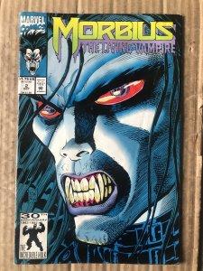 Morbius: The Living Vampire #2 (1992)