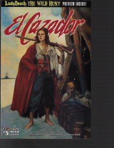 El Cazador #5 (CrossGen, 2003)