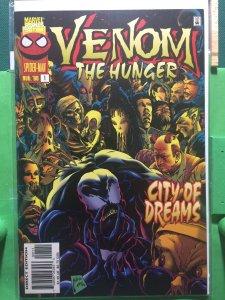 Venom: The Hunger #1